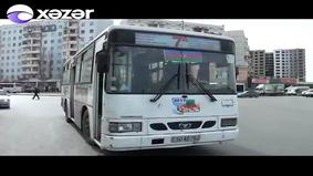 O, imkansız şəxsləri avtobusla pulsuz daşıyır