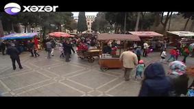 Bakıya turist axını - iranlılar, ərəblər, ruslar, avropalılar...